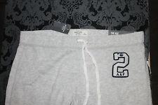 Abercrombie & Fitch Femmes sweatpants jogging taille L gris neuf avec étiquette