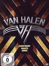 VAN HALEN: EVERYBODY WANTS SOME USED - VERY GOOD DVD