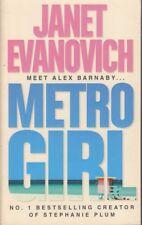Janet Evanovich METRO GIRL SC Book