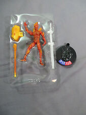 Toy Biz Marvel Legends Universe Showdown Human Torch Fantastic Four 3.75""