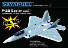 Mini EPO F-22 50mm EDF Jets Plane Only with Servo