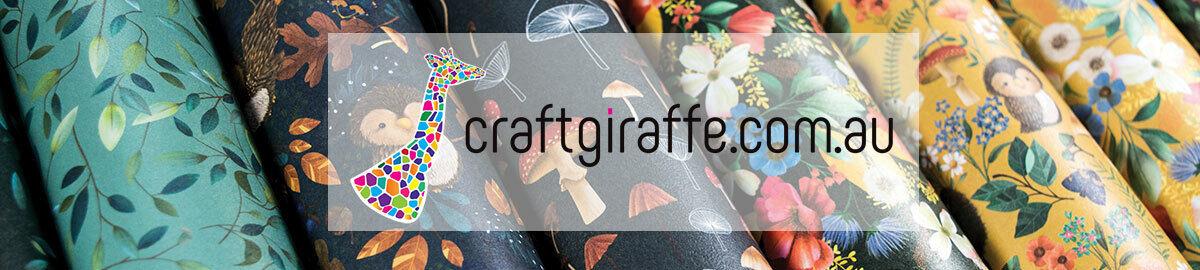 Craft Giraffe Australia