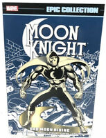 Moon Knight Bad Moon Rising Epic Collection 1 Marvel Comics New TPB Paperback