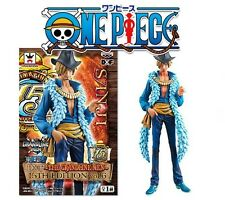 ONE PIECE THE GRANDLINE MEN 15th EDITION DX FIGURE VOL.6 SANJI BANPRESTO 2014