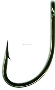 Mustad Ultra Point Live Bait Hook Black Nickel Size 4/0 6 Pack 9174NP-BN-4/0-4U