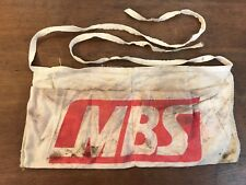 MBS Cotton Tool Belt Nail Pouch Apron Bag (W1)