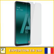 Pack vitre verre trempé Samsung Galaxy A3 A40 A50 A7 A8 Plus 2015 2016 2017 2018
