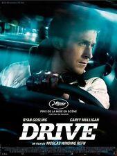 Affiche Roulée 120x160cm DRIVE 2011 Ryan Gosling, Carey Mulligan, Cranston NEUVE