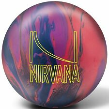 Brunswick Nirvana 16LB Bowling Ball New 1st Quality Big Hook In Oil