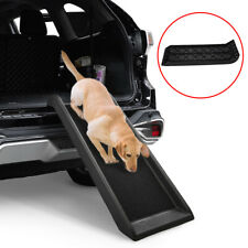 Portable Pet Ramp Non-slip Trunk SUV Car Back Seat Ladder Step for Large Dog