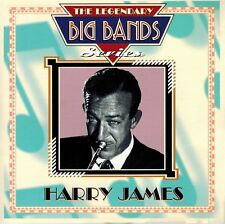 The Legendary Big Bands - Harry James CD NEW & SEALED + FREE P&P