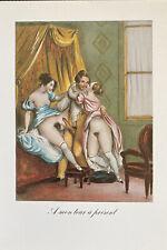 Antique Love Sex Vagina Penis Erotik Nude Antik Romance Orgie Orgy Grafik Kunst