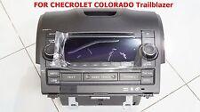 FUJITSU TEN CD PLAYER MP3 BLUETOOTH AUX FOR COLORADO TRAILBLAZER D-MAX 2014-17
