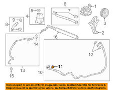 GM OEM Steering Gear-Seal Kit 26100863