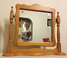 Vintage / Retro Castle Styled Table Top / Vanity Mirror