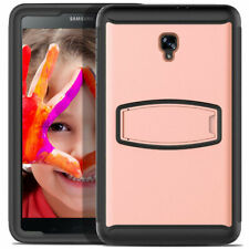 Stand Armor Case And Screen Protector For Samsung Galaxy Tab A 8.0 SM-T380 T385