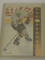 1994-95 Upper Deck UD SP Insert Die Cut #SP-173 Mike Peca Canucks Hockey Card