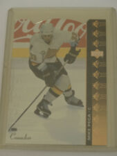 1994-95 Upper Deck UD SP Insert Die Cut #SP-173 Mike Peca Canucks Hockey Card