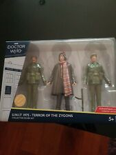 Doctor Who U.N.I.T. 1975 Terror Of The Zygons F  set