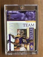 Kobe Bryant,Pau Gasol Panini Studio Basketball Card 2009-2010 Lakers NM-EX