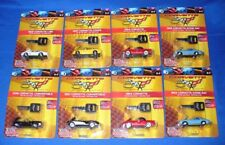 LOT VINTAGE RACING CHAMPIONS CORVETTE IGNITION KEY SERIES MOC 50th ANNV DIECAST