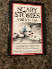 Alvin Schwartz Scary Stories to Tell in the Dark Book