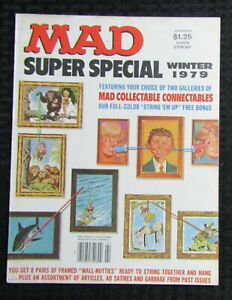 1979 MAD SUPER SPECIAL Magazine Winter VG/FN 5.0 with Inserts