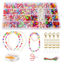 32 Gitter Armband Arts Craft machen eigene Perlen Schmuck Geschenke machen Kind
