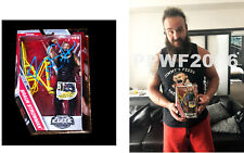 Wwe Braun Strowman Elite Hand Signed Action Figure With Picture Proof And Coa
