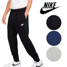 Nike Men's Athletic Wear bocamangas acanalado con cordón Polar Jogger Sweatpants