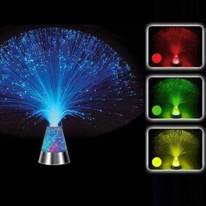 Fibre Optic Crystals Led Light Starry Lamp Color Changing Bedside Night Lights