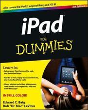 iPad For Dummies-ExLibrary
