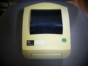Zebra GC420d Thermal Label Printer Serial Parallel USB (GC420-200540-000)