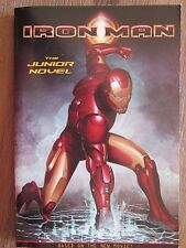 IRON MAN- The Junior novel
