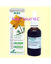 Extracto Hipérico Soria Natural 50m_neurosis menopausia_depresiones_cicatrizante