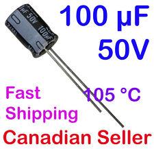 2pcs 100uF 50V 8x11.5mm 105C Nichicon VZ For PC TV AUDIO VIDEO TFT ACL LCD RADIO
