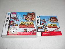 Mario vs. Donkey Kong: Aufruhr im Miniland Nintendo DS Spiel