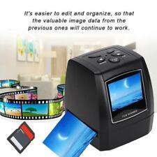 Portable High Resolution 35mm LCD Film Converter Slides Negative Photo Scanner