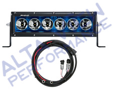 "Rigid Industries Radiance+ LED Light Bar 10"" (Blue) Back Light w/ Harness"