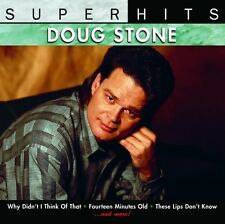 Doug Stone - Super Hits [New CD]