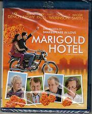 Blu-ray **MARIGOLD HOTEL** nuovo 2012