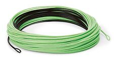 WF4 Sink Tip Fly Line ( Lemon Green & Black )