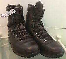 Altberg Defender Brown MTP Army Issue Vibram Sole Male Combat Boots 8M ALT48M