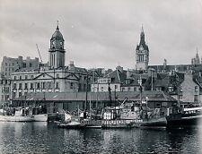 ABERDEEN c. 1950 - Place Animée Ecosse - Div 2391