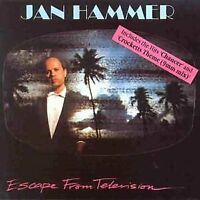 Jan Hammer - Escape From Television [CD]