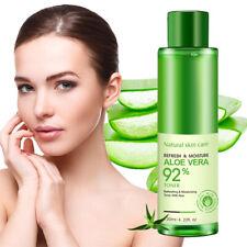 Natural 92% Pure Aloe Vera Gel Repair Whitening Moisturizing Remove Skin Care