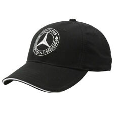 New MERCEDES BENZ Logo AMG Velcro Cap Sport Baseball Hat outdoor Adjustable