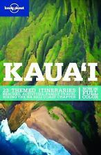 $6 FREE SHIP! Lonely Planet Kaua'i by Luci Yamamoto and Amanda C. Gregg 2ND ed.