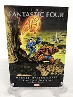 The Fantastic Four Masterworks Volume 10 Marvel Comics TPB Trade Paperback New