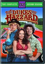 The Dukes of Hazzard The Complete Second 2nd Season Two - DVD Set - NEW SEALED